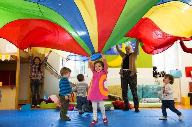 EINMALIGE VERWENDUNG BGH urteilt im Streit um ein Münchner Eltern-Kind-Zentrum
