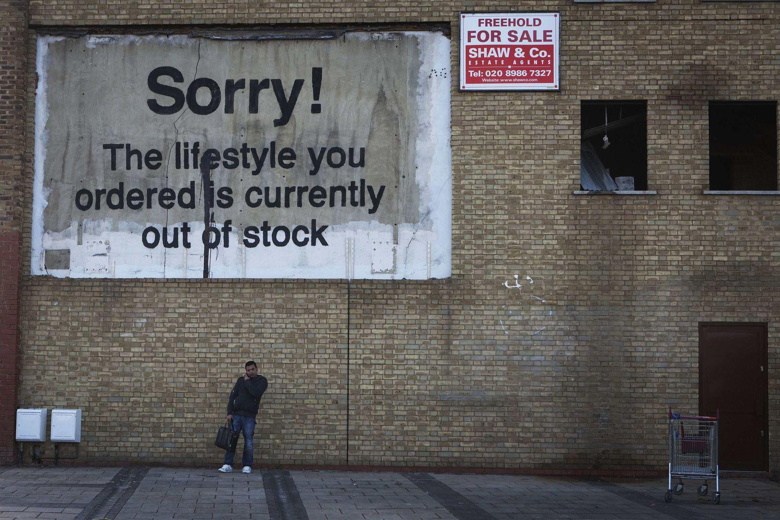 banksy debt