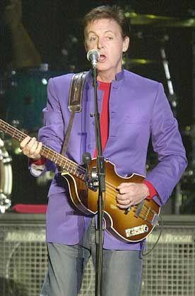 Paul McCartney: Radbruch in Berlin?
