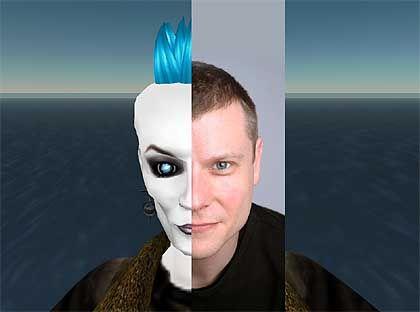 Avatar Sponto, SPIEGEL-ONLINE-Redakteur Christian Stöcker: Virtuelle und reale Welt verschmelzen miteinander