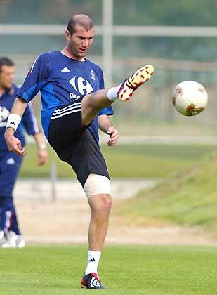 Zidane: Moderner Held