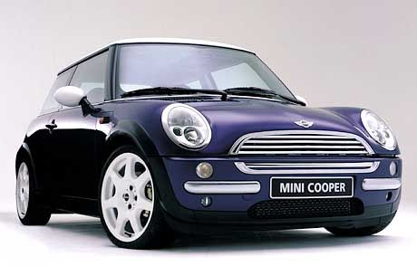 Mini Cooper: Das Erfolgsmodell hat einen großen Anteil an den BMW-Rekordabsatzzahlen