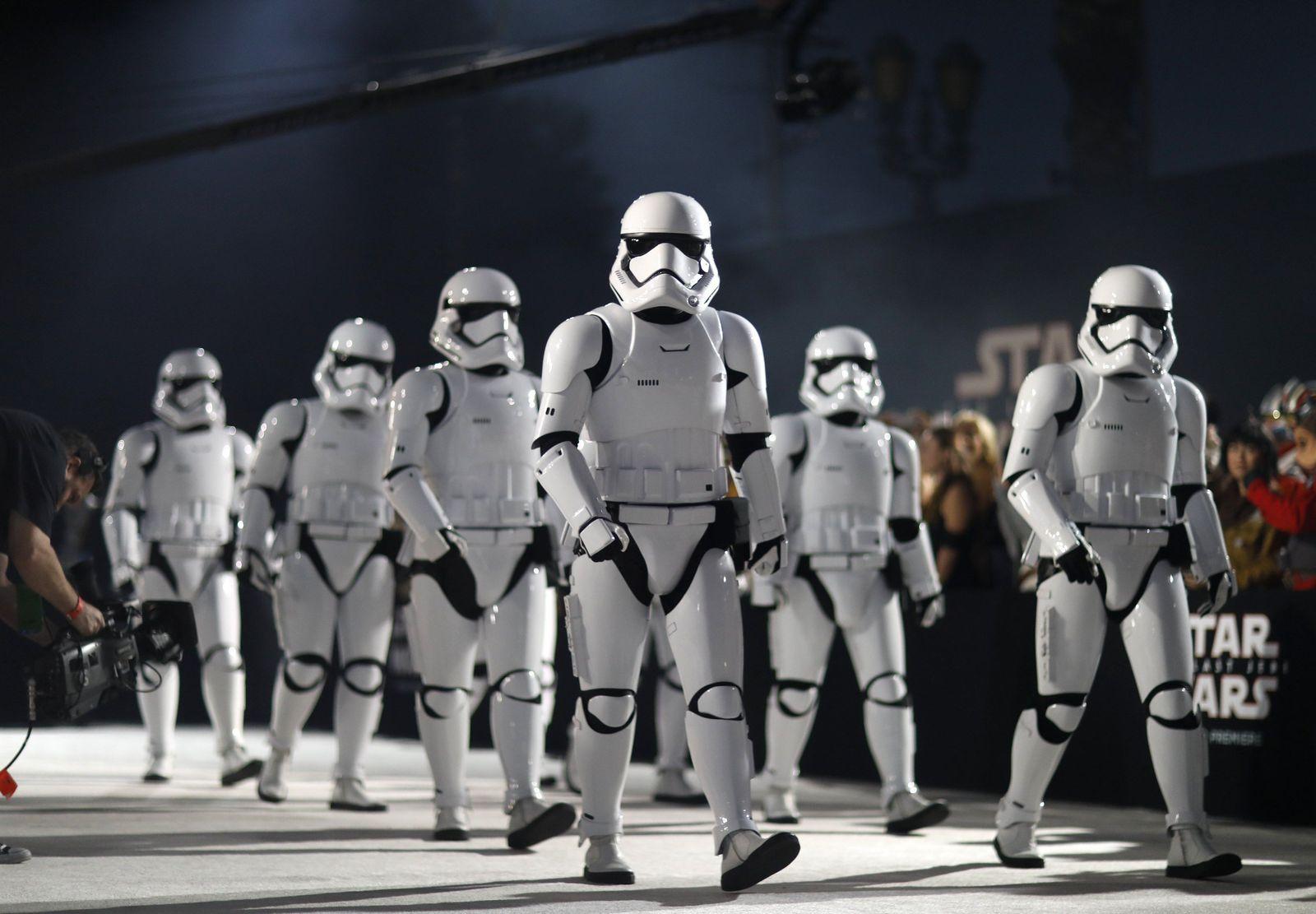 LA Premiere Star Wars