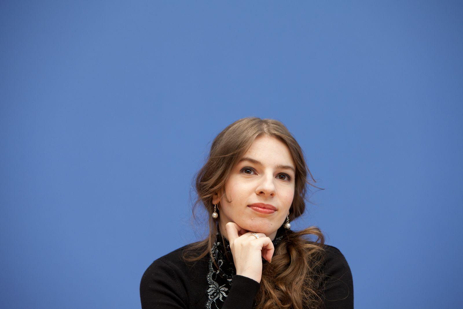 NICHT VERWENDEN Marina Weisband