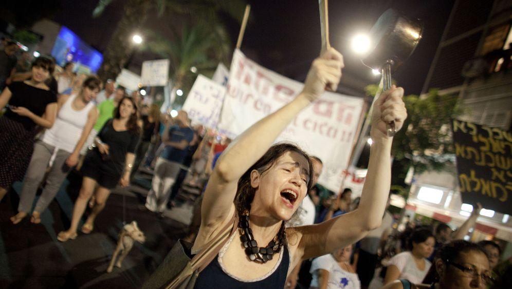 Protest gegen Mietwucher: Marsch der Unzufriedenen