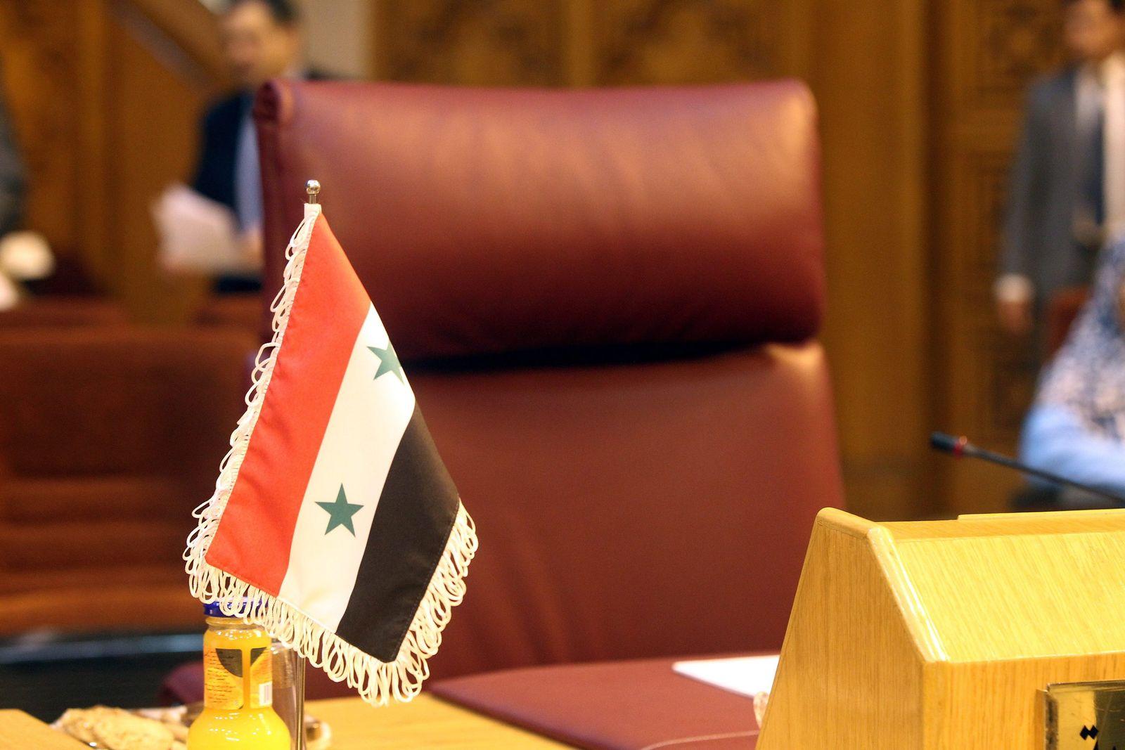 Arabische Liga Syrien