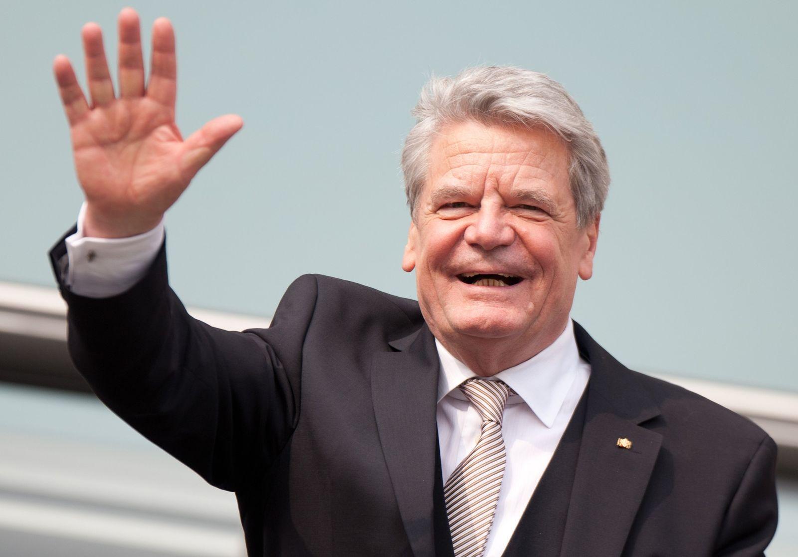 Gauck / Feier