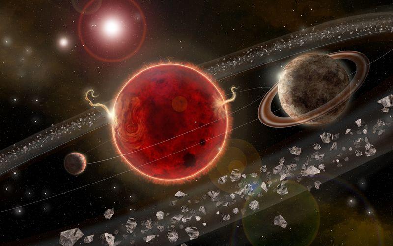 Hinweise auf zweiten Planeten von Proxima Centauri