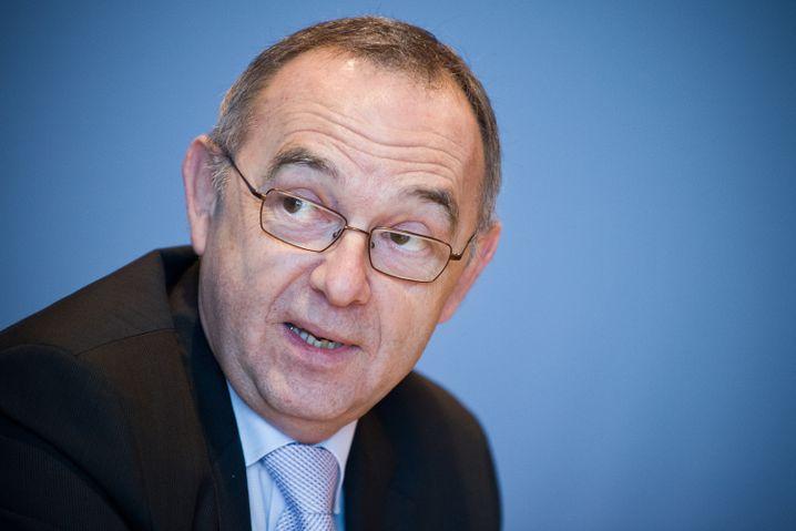 NRW-Finanzminister Walter-Borjans