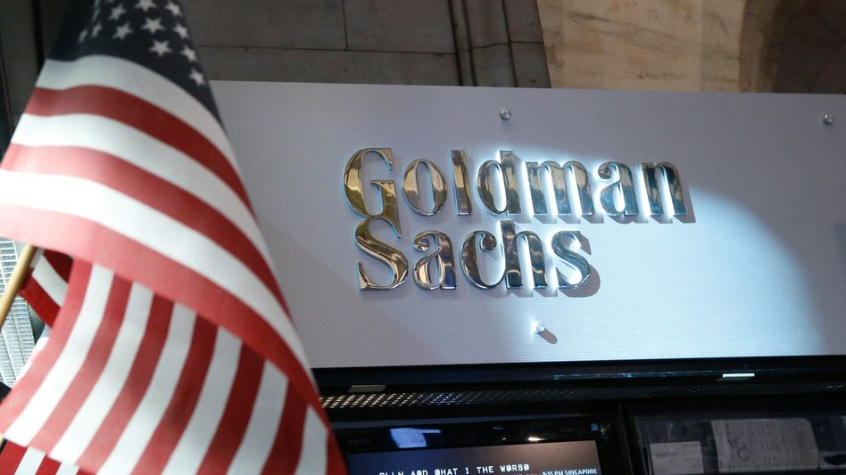 Logo von Goldman Sachs