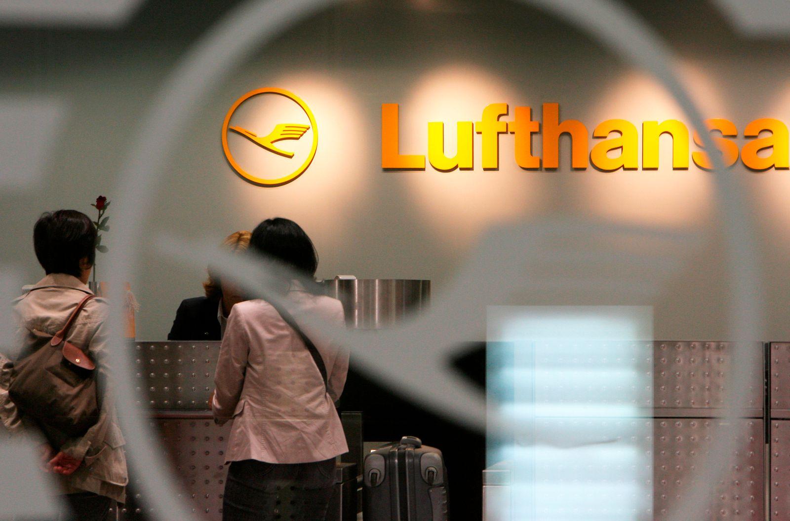 Lufthansa Bodenpersonal