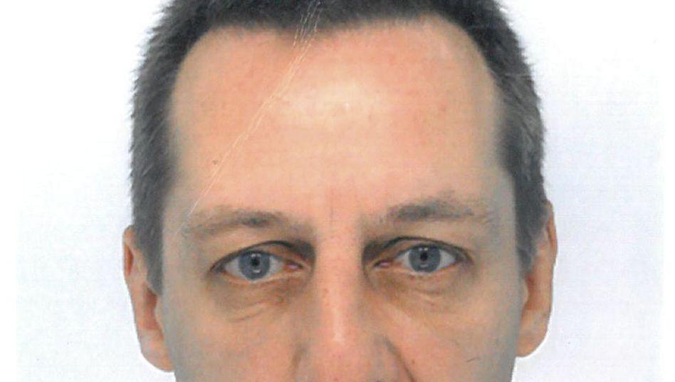 Flüchtiger Straftäter Reinhard R. (Fahndungsfoto): Vielzahl von Hinweisen