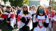 Hunderte Festnahmen bei Frauenprotesten gegen Lukaschenko