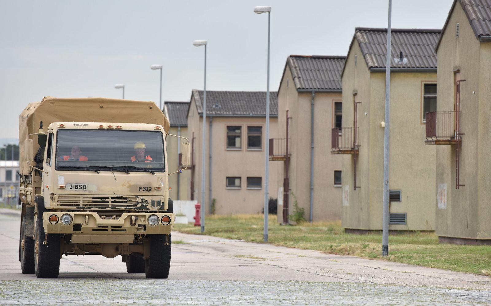 US-Army behält mehrere Standorte in Deutschland nun doch