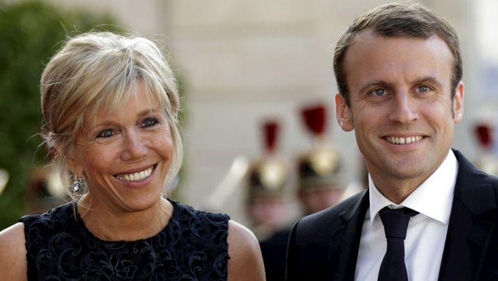Präsidentschaftskandidat Emmanuel Macron: Macrons Weg
