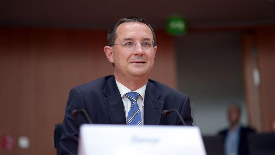 """Staatssekretär Beemelmans: """"Trage die Verantwortung"""""""