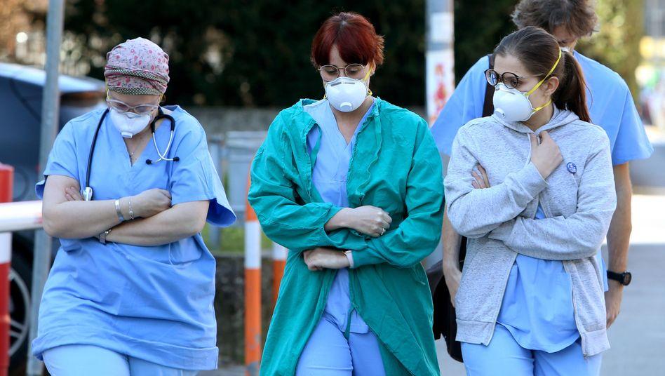 Neue WHO-Erkenntnisse: Covid-19-Erkrankung dauert bis zu sechs Wochen