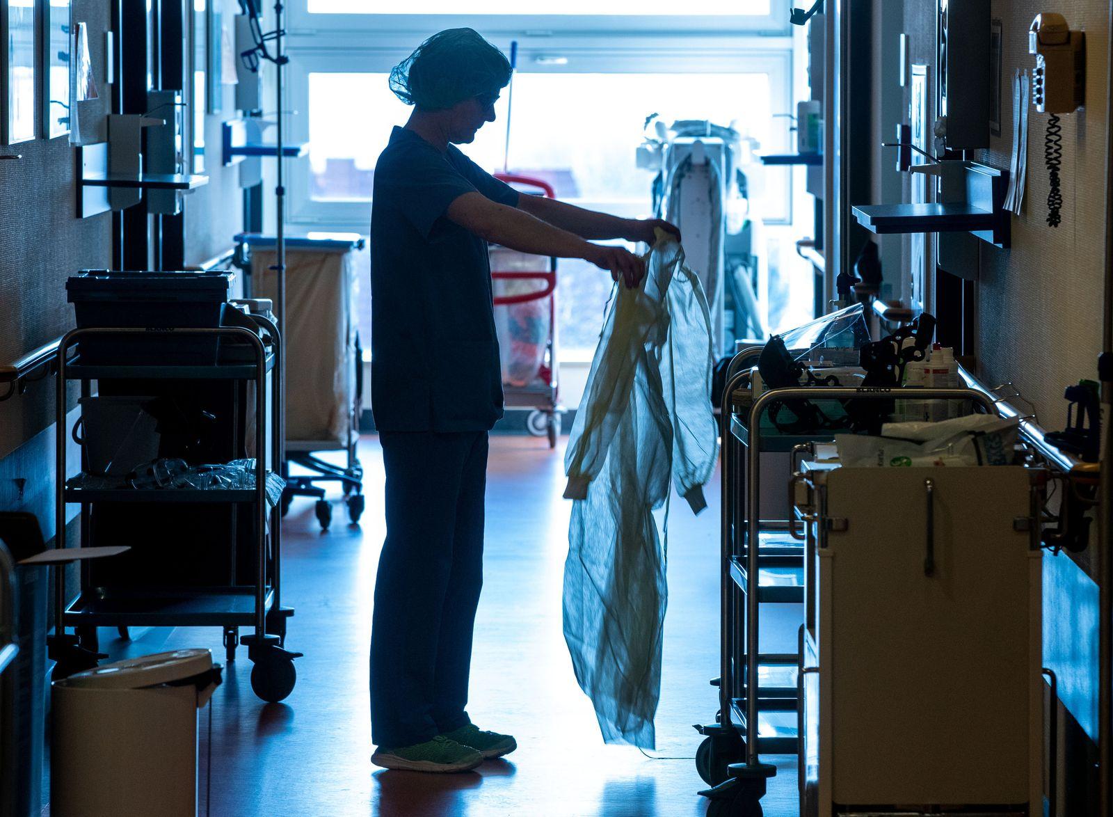 Coronavirus - Krankenschwester