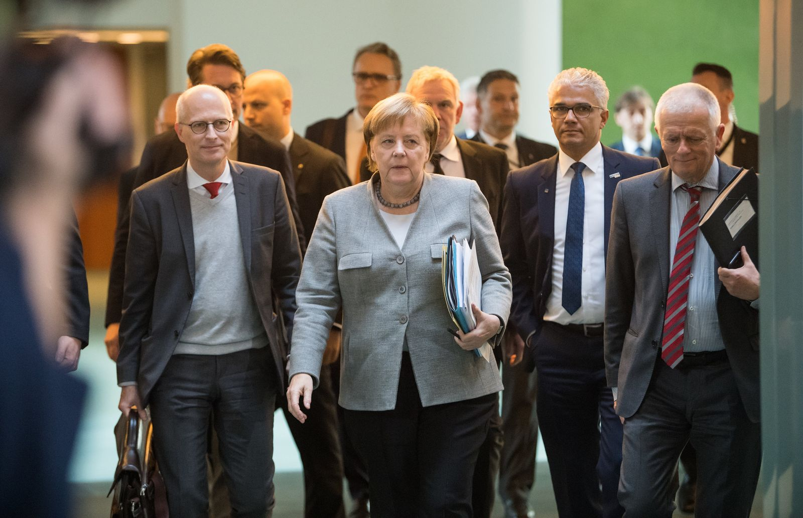 """""""Dieselgipfel"""" im Bundeskanzleramt"""
