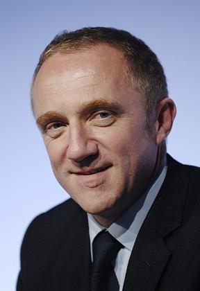 François-Henri Pinault, Chef des französischen Luxusgüterkonzerns PPR: Nicht vom Vater an die Spitze gepusht