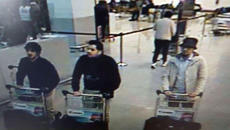 Anschläge in Brüssel: Belgische Fahnder fassen mutmaßlichen Attentäter