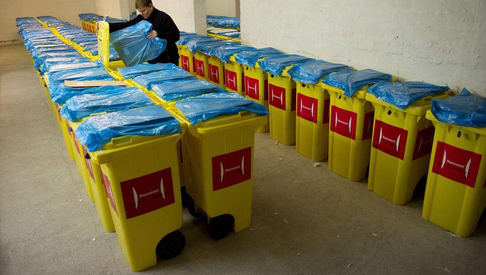 Wahlurne für die bevorstehende Bundestagswahl: Der Teufel im Detail