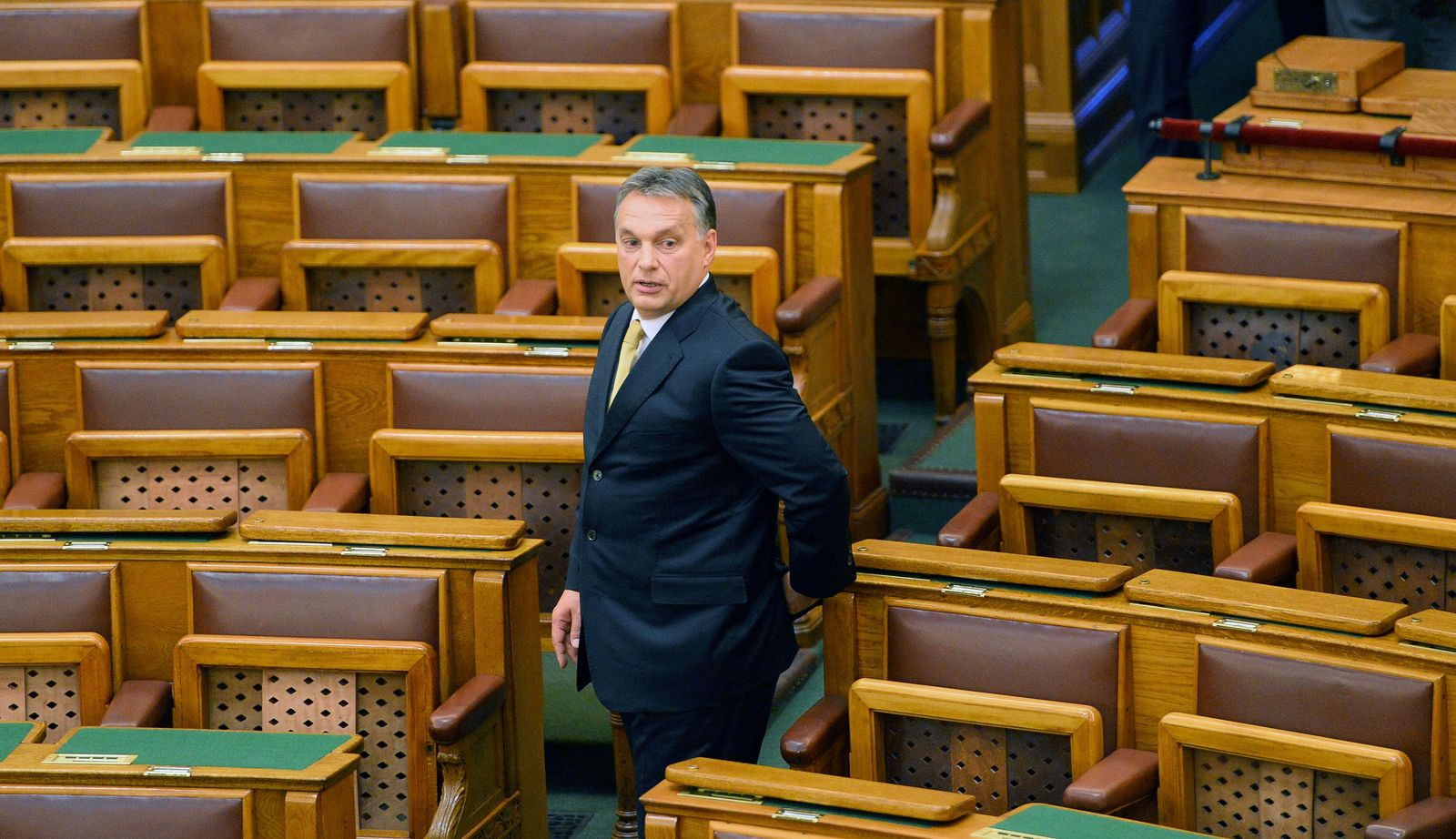 HUNGARY-POLITICS-PARLIAMENT-ORBAN