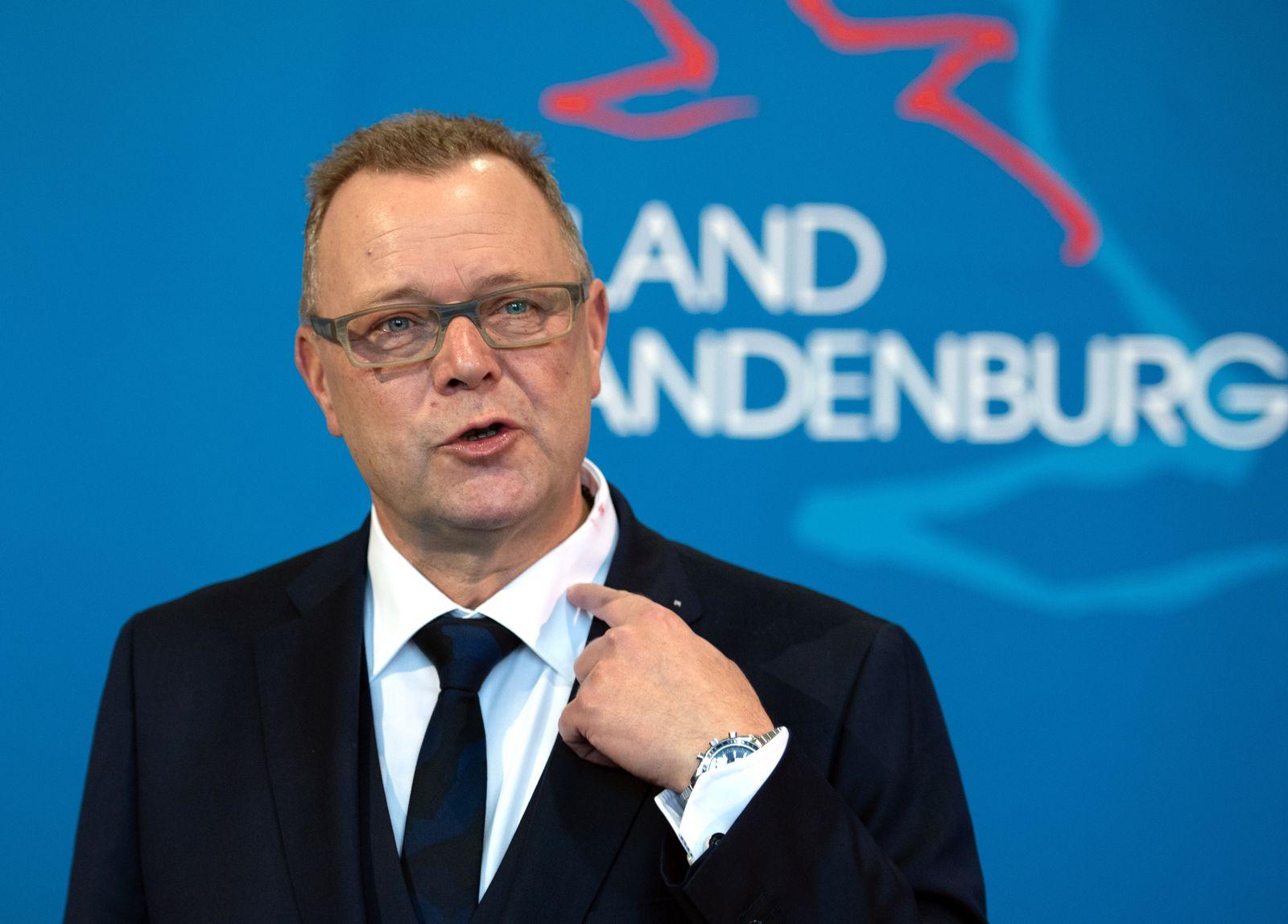 Michael Stübgen/ Landesregierung Brandenburg