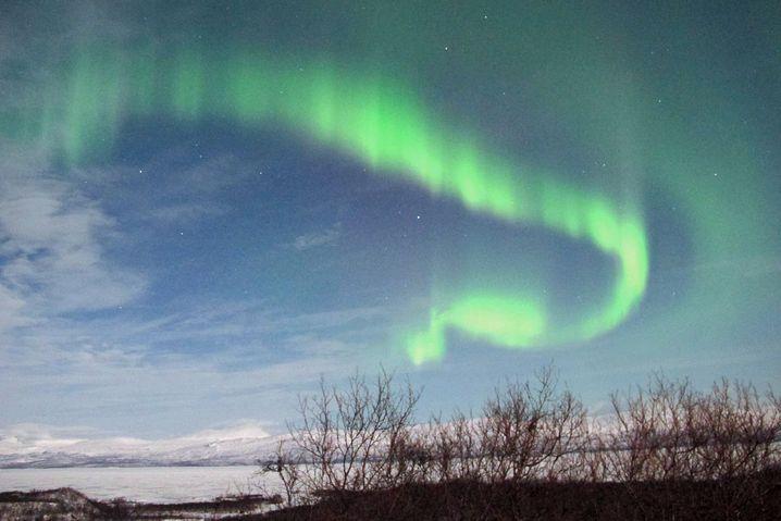 Abisko in Schwedisch-Lappland
