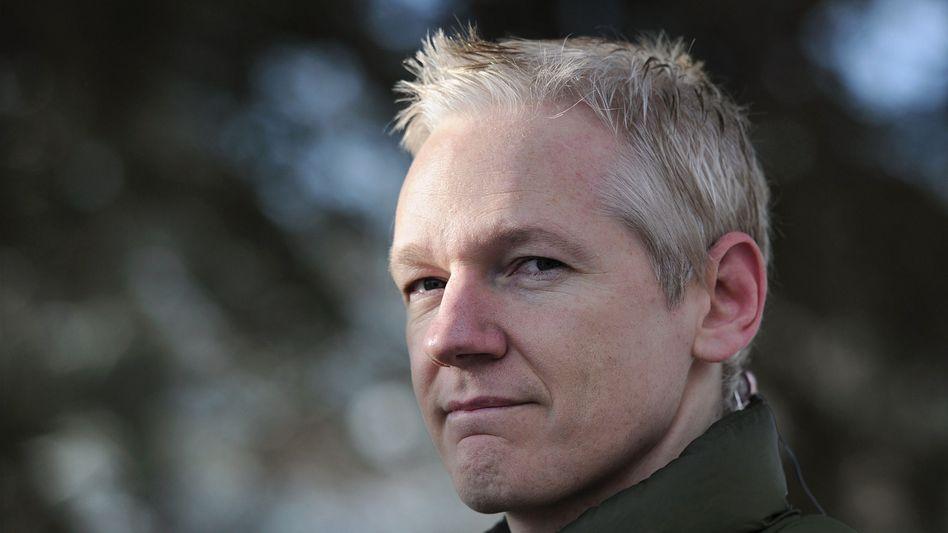 """WikiLeaks-Gründer Julian Assange: """"Idioten, die sich einen Namen machen wollen"""""""