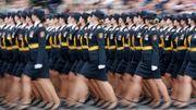 Weißrussland hält Militärparade zum Sieg über Nazideutschland ab
