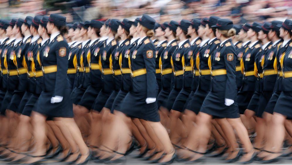 Belarus feiert 75. Jahrestag des Kriegsendes mit Militärparade