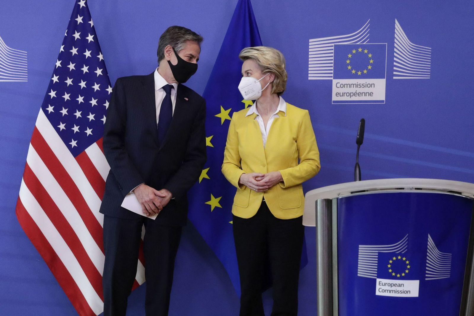 BELGIUM-US-EU-POLITICS-DIPLOMACY