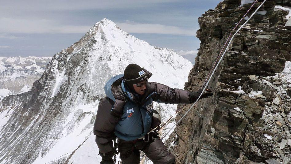 Bergsteiger Ralf Dujmovits (Archivbild)