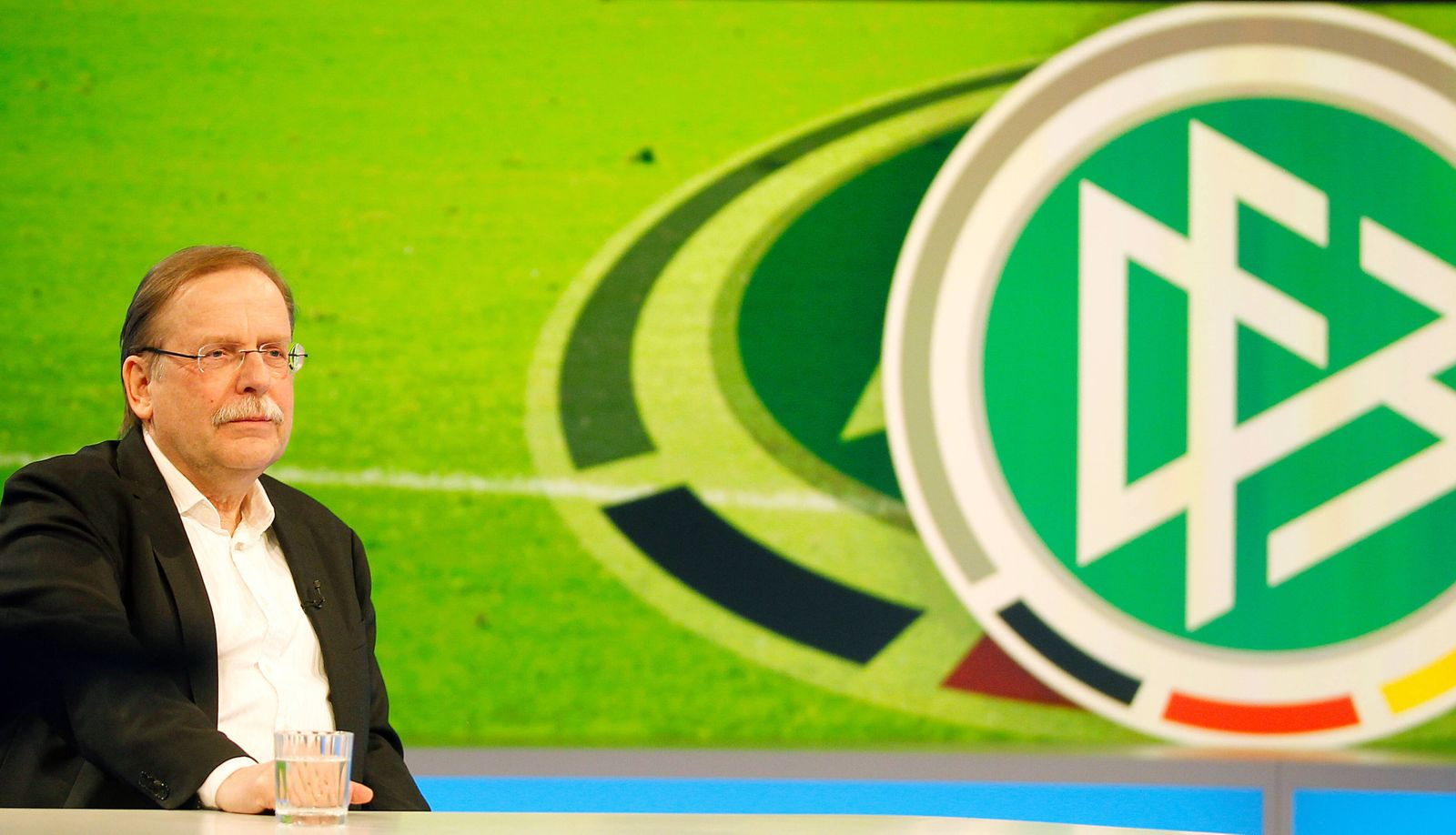 Dr. Rainer Koch, Vize-Präsident des Deutschen Fußball-Bundes (DFB) und Präsident des Bayerischen Fußball-Verbandes (BFV