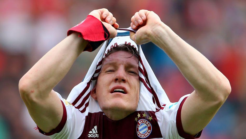 Bayern-Profi Schweinsteiger: Der Lack ist ab