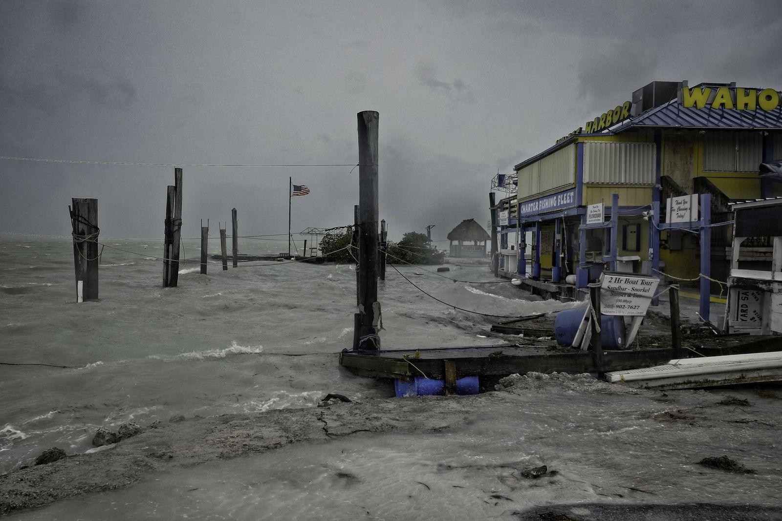 Hurrikan/ Irma/ Florida/ Key West