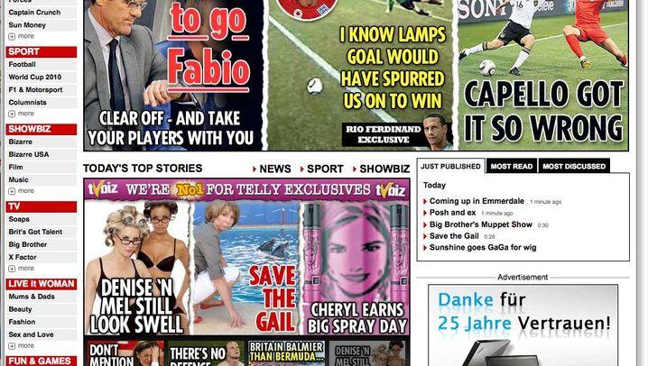 Kritik weltweit: Medien und Fans kritisieren englisches Team