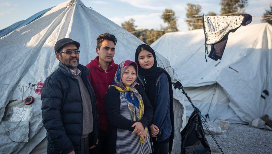Flüchtlinge in Moria: Untragbare Zustände