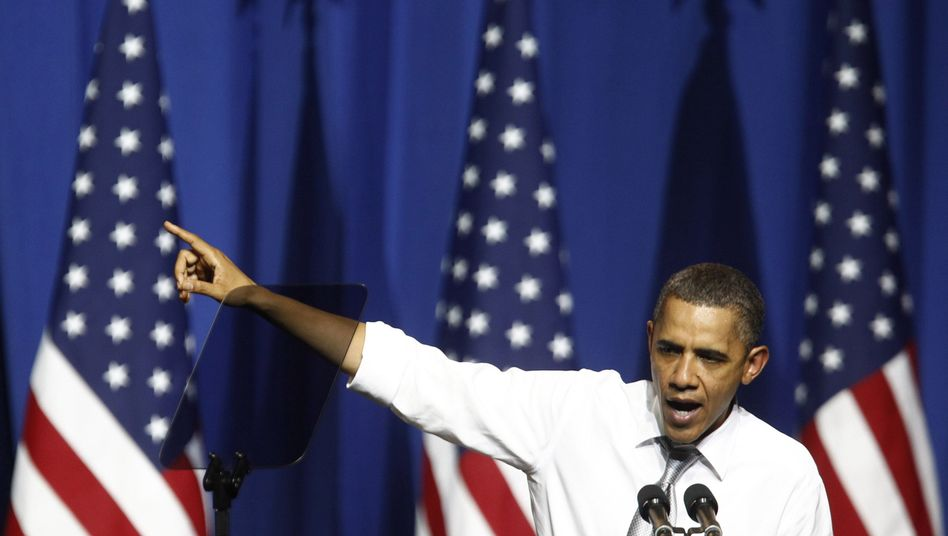 US-Präsident Obama (Anfang August in Chicago): Ein enormes Problem mehr