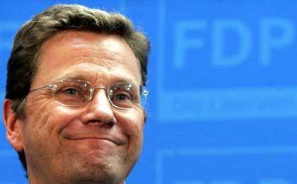 FDP-Chef Westerwelle: Bürgerrechte nur für Besserverdienende