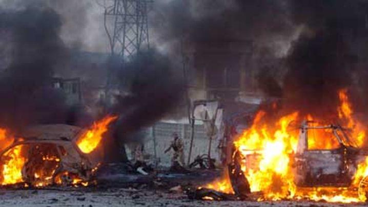 Kabul: Angriff auf Isaf-Truppe