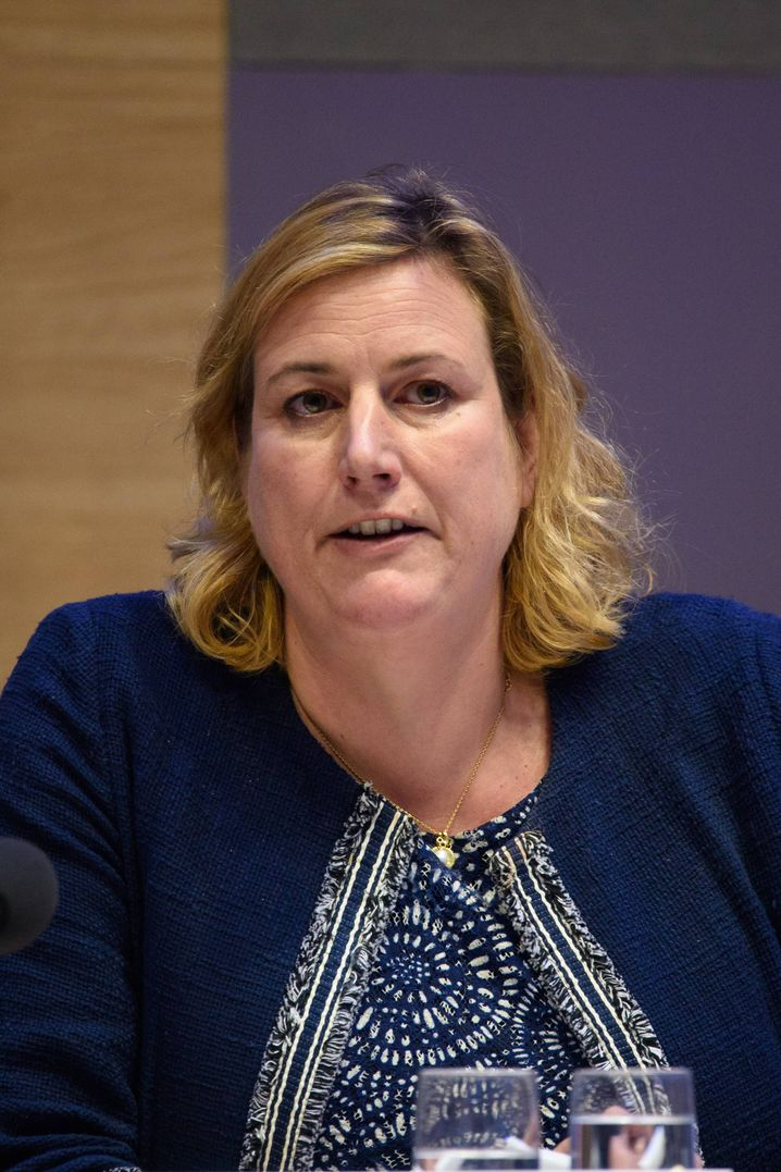 Rebellin Sandbach: Dann verliere ich eben meinen Job