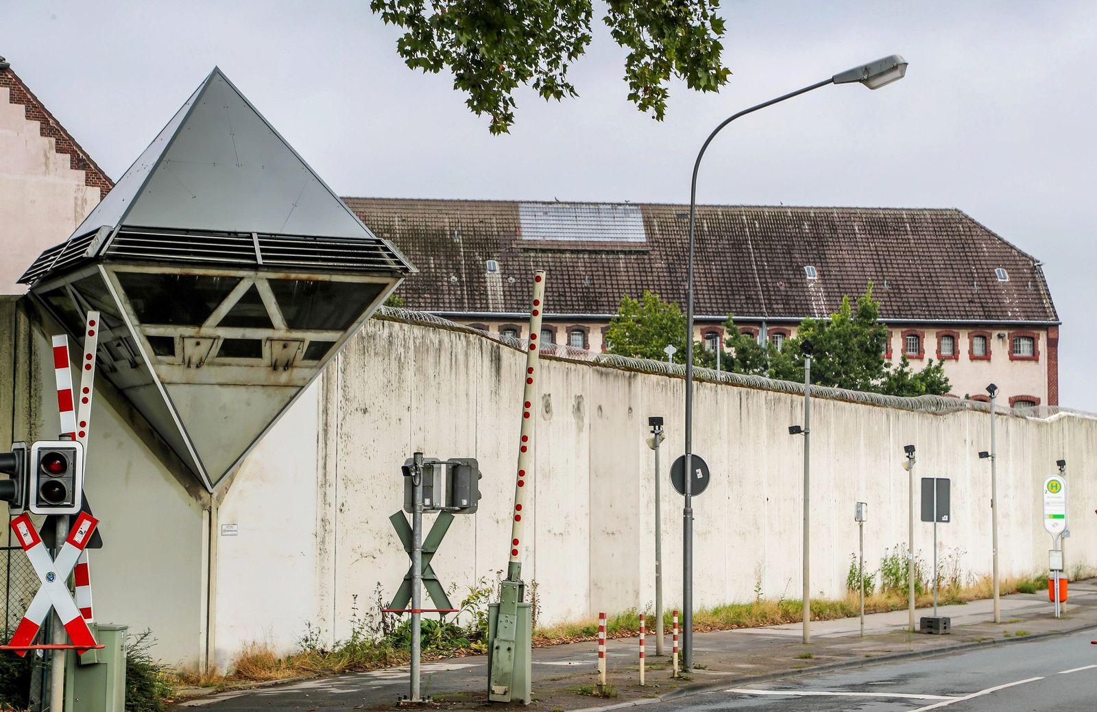 JVA Bochum/ Flucht