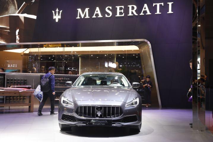 Maserati aus dem Fiat-Chrysler-Konzern: Nicht gerade ein Massenmodell