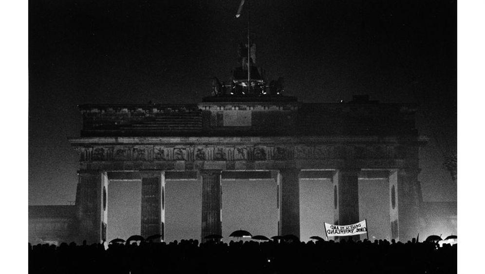 """Historisches Ereignis vor der Kamera: """"Es gab damals so viele Möglichkeiten..."""""""