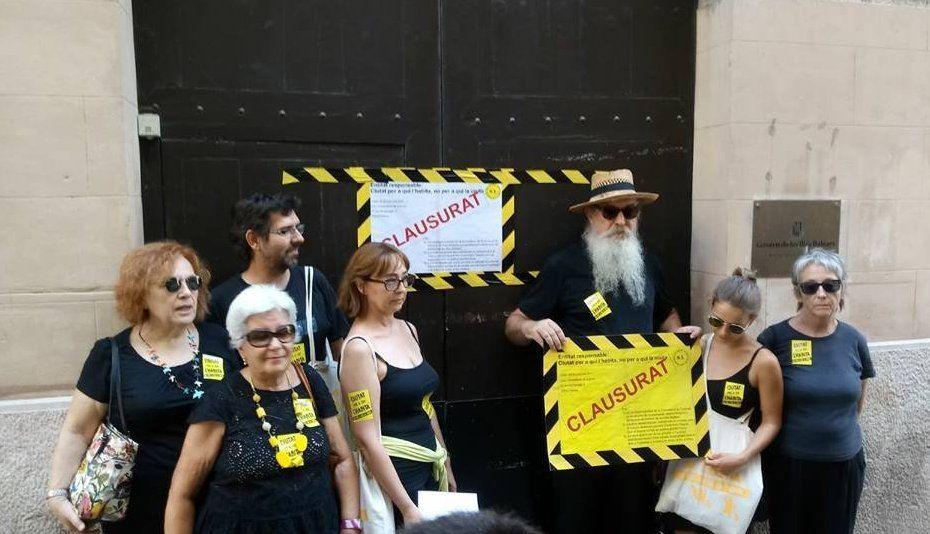 Proteste / Spanien