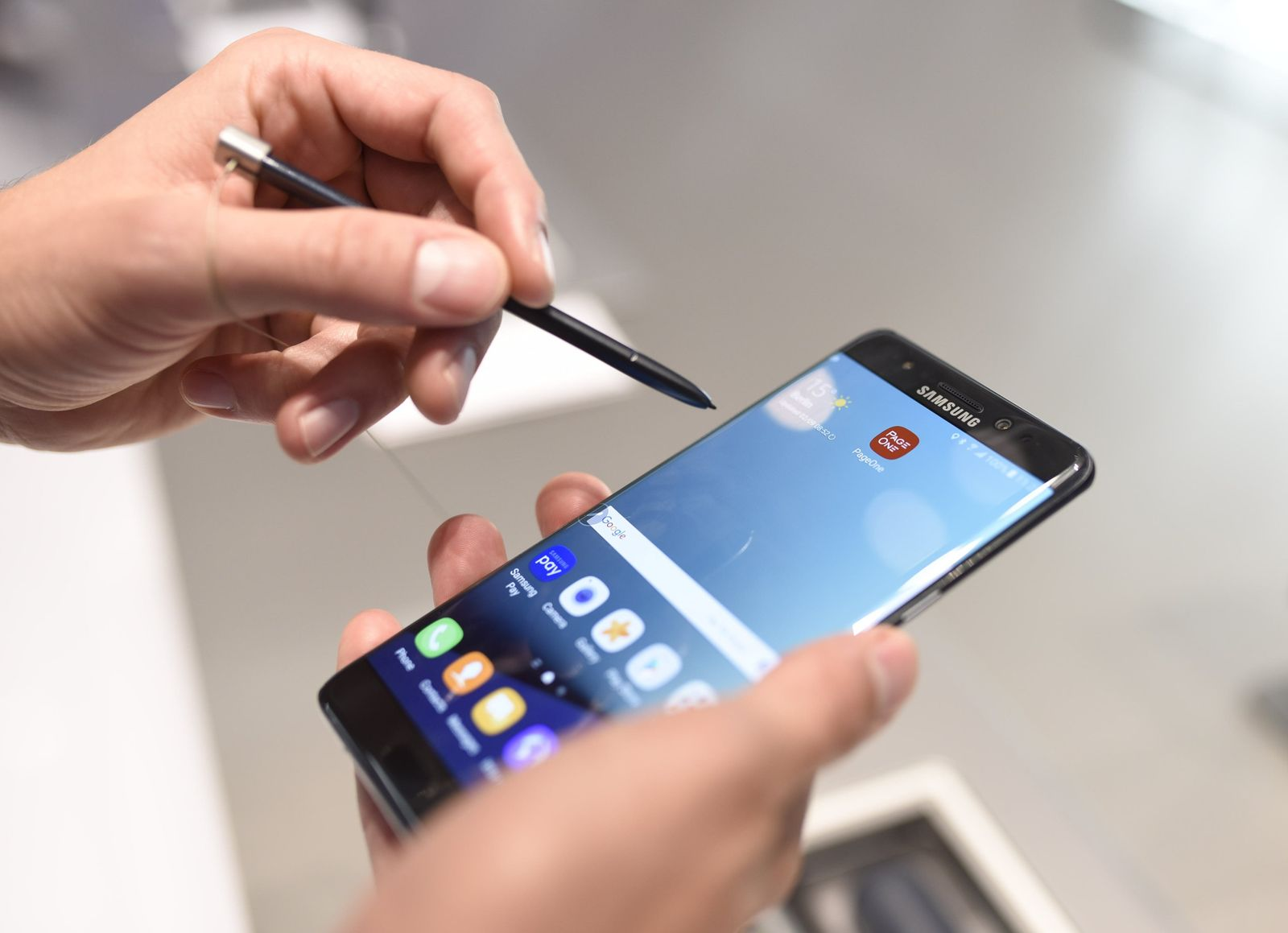 IFA 2016 - Samsung Galaxy Note 7