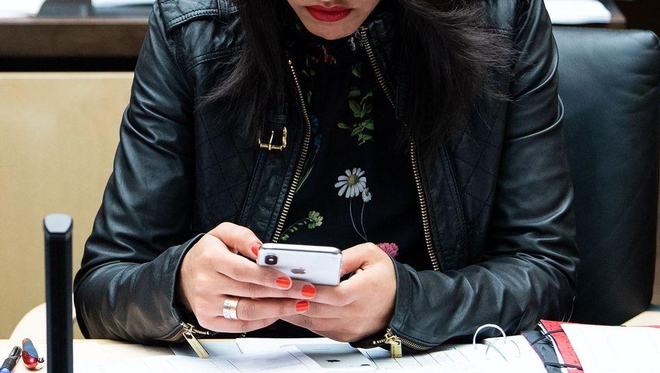 """Sawsan Chebli: """"Mein Tweet verstößt gegen nichts"""""""