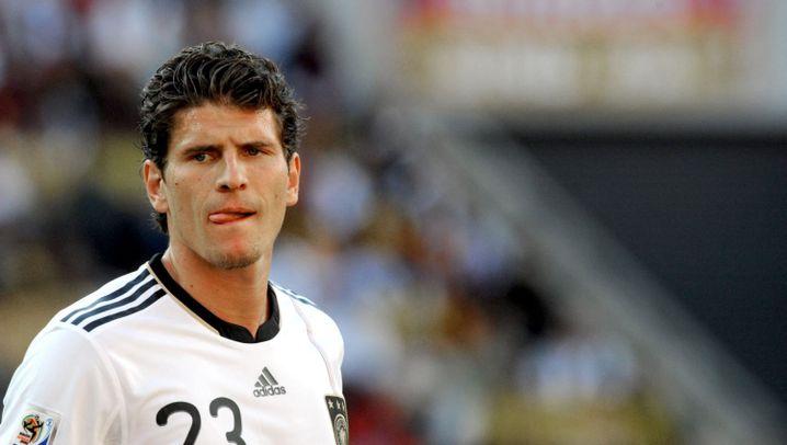 Mario Gomez: DFB-Stürmer auf Bewährung